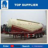 Titaan 55cbm de Bulk Droge Aanhangwagen van de Tanker van het Cement