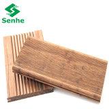Suelo de bambú al aire libre cómodo del Decking de Eco