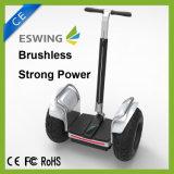 Van het LEIDENE van Eswing Es6 Raad 2 Elektrische Saldo van de Autoped de e-Autoped van Li-Battary van de Autopedden van Hoverboard van Wielen