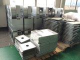 изготовленный на заказ<br/> металлического листа алюминия продукта
