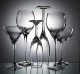 Cuvette en verre de vin de Stemware
