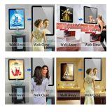 마술 미러 LCD 디스플레이를 광고하는 32inch