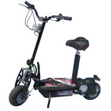 Scooter de mobilidade elétrica dobrável 500W ~ 1500W com travão de disco (MES-800)
