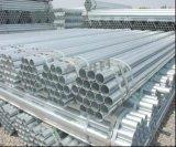 Труба Pre-Гальванизированная конструкцией стальная/круглая стальная пробка