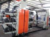 Печатная машина Tshirt Flexo мешок нейлоновый алюминиевой фольгой и печать этикетки