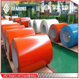 Il colore ha ricoperto il materiale da costruzione di alluminio della bobina di alluminio per il tabellone per le affissioni (AE-106)