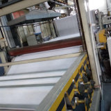 Membrane imperméable à l'eau de matériau de construction de PVC