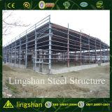 El bastidor de acero de la luz de prefabricados de la fábrica de diseño de edificios galpones taller