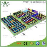 Многофункциональный Smart открытый батут парк
