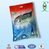 Poudre à laver africaine de détergent de blanchisserie de lavage de main du marché