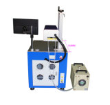 355nm 3W/5 W em máquina de marcação a laser de fibra UV Roxo Máquina de Marcação para garrafa de vidro LCD, Fina Cerâmica, safira e polímeros