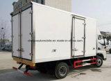 Hotsale JAC 5 de T Gekoelde Wagen van de Ijskast van de Vrachtwagen 4X2