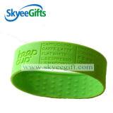 Wristbands promozionali del silicone di Novetly del Wristband
