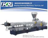 Tse-65 Black Masterbatch Pelletizing Machine für Making Granules