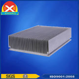 Матовый алюминий высокой мощности радиатор для кухонного оборудования