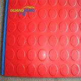 スリップ防止ゴム製フロアーリング、多彩な空港歩行の方法ゴム製フロアーリングの子供のゴム製フロアーリング