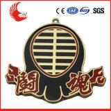 Medalha religiosa feita sob encomenda barata carimbada do projeto novo