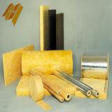 Различные размеры минеральной ваты изоляции трубопроводов стекловолокна