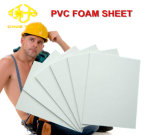 Folha 3-10mm da espuma do PVC da cor