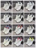Zapatos Casual negro de encaje hasta la comodidad de diseñador chica bonita mujer zapatillas zapatos de cuero Casual hombres zapatillas de mujer zapatos casual