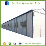El bastidor de acero prefabricados baratos Construcción Casa de Campo de trabajo de los precios