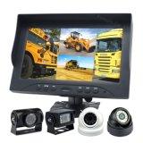 9-дюймовый HD 1080P Quad-View монитор водонепроницаемая камера заднего вида автомобиля