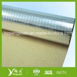 Canevas Kraft de papier d'aluminium de Triple-Manière d'isolation thermique