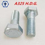 ASME A325 schwere Hex strukturelle Schraube H.D.G.