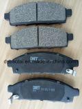 Zapata de freno delantero de la calidad D1519 8728 OE 4605A198 para Mitsubishi