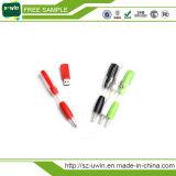 presente de promoção 8 GB Pen Drive Flash USB caneta personalizada de logotipo