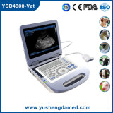 Ysd4300セリウムの公認の獣医の超音波のスキャンナー