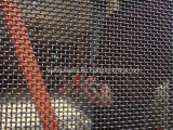 Investigación antirrobo neta a prueba de balas de la ventana