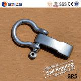 5mmの持ち上がるステンレス鋼の調節可能な手錠