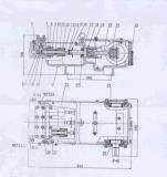 Bomba de êmbolo de cambota Qb21-47/Qb21-60/Qb21-80 para Be Bop