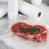 Protector de los alimentos almacenamiento vacío en relieve de la bolsa de vacío para conservar los alimentos frescos