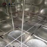 Serbatoio di acqua saldato dell'acciaio inossidabile