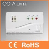 Carbon Monoxide Alarm with En50291 Certification (PW-916)