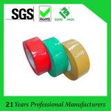 Muestra libre de la cinta adhesiva de la cinta de BOPP cinta colorido