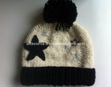 Шлем детей младенца Knit руки новой конструкции модный