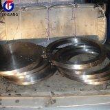 Flange do aço de carbono Ss400