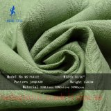 35%Rayon 30%Cotton 35%Linen Jacquardwebstuhl-Gewebe für Hemd-Bluse