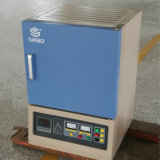 1700c Lab Mufla/forno de fundição, Forno de Tratamento Térmico