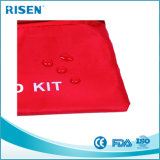 Kit de la ayuda médica del kit de primeros auxilios de los deportes de la escritura de la etiqueta privada