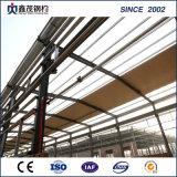 Acero prefabricados Fream edificio para el taller de la estructura de acero