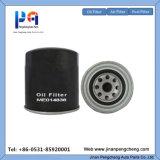 Filtro de petróleo da boa qualidade Me014838 Me014833 para a máquina escavadora