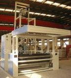 Automatisches Röhrengewebe-aufschlitzende Maschine für Textilfertigstellung