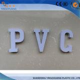 インドへのPVCボードの建築材料のエクスポート
