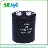 Capacitor de alta tensão 1800UF 450V do ventilador do capacitor
