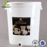 8 галлон 30L приготовления пороховую бочку с градация галлон л метки и нажмите
