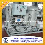 constructeur graisseux marin de séparateur d'eau d'OMI 2.5m3/H